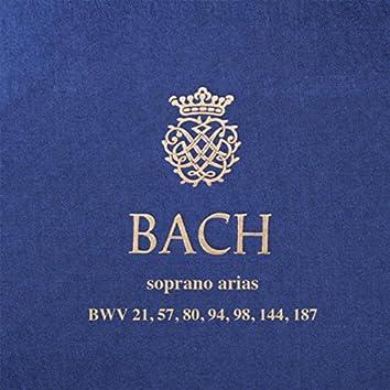 J. S. Bach: Cantata Soprano Arias