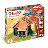 Teifoc Construction Briques - T4210 - Maison avec tuiles