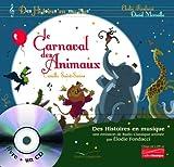 Histoires en musique - Livre CD