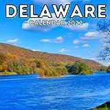Delaware Calendar 2022: 16-Month Calendar, Cute Gift Idea For Delaware State Lovers Women & Men