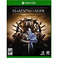 Middle Earth Shadow of War Gold Edition Xbox One アウトトリストトリニティ 北米英語版 [並行輸入品]