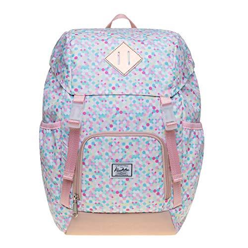 Kaukko Studenten Backpack für Mädchen Jungen & Kinder mit 10