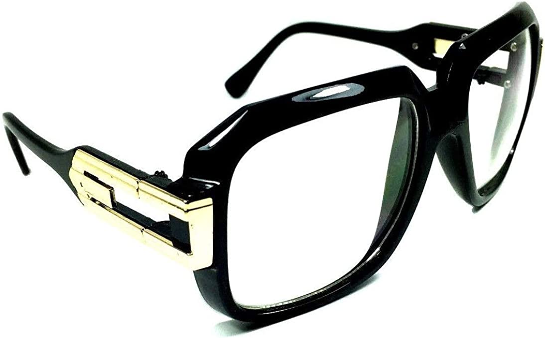 Gazelle Cosa Nostra Sunglasses w/ Clear Lenses