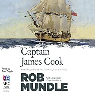 Captain James Cook cover art
