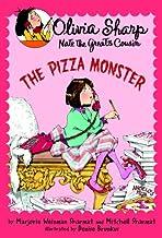 The Pizza Monster (Olivia Sharp: Agent for Secrets Book 1)