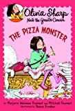 The Pizza Monster (Olivia Sharp: Agent for Secrets Book 1) (English Edition)