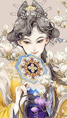 OSDFN Puzzle 6000 Piezas, Puzzle Disfraz De Anime para Nia, DIY Rompecabezas, Intelectual Educativo Divertido Juego Familiar Puzzle, Juguete Regalo para Nios Adultos