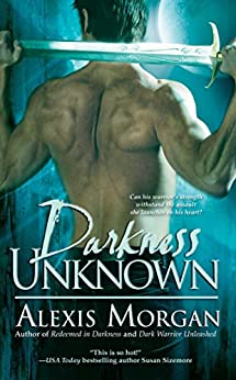 Darkness Unknown (Paladins of Darkness, Book 5) by [Alexis Morgan]
