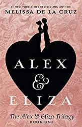Book cover of Alex and Elza by Melissa De La Cruz