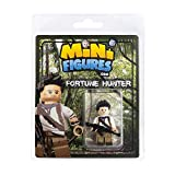 Custom Design Minifigure - Nathan Drake - Collectable Toy Figurine for Kids, Men and Women | Gamers