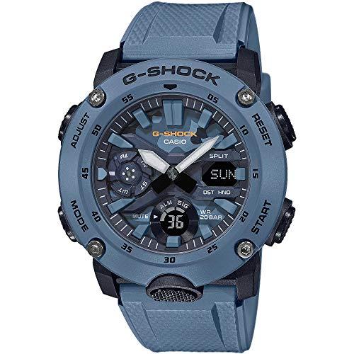 orologio multifunzione uomo Casio G-Shock casual cod. GA-2000SU-2AER