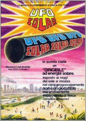 Ufo Solar - la rivista dello spazio. N. 1- 8 giugno 1979
