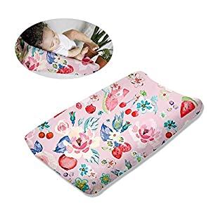 Changing Pad Cover Girl or Boy Baby Changing Table Cover Baby Gift Changing Mat Baby Nursery