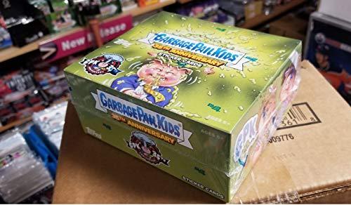 2020 Topps Garbage Pail Kids GPK Series 2 35th Anniversary Hobby BOX (Sealed)