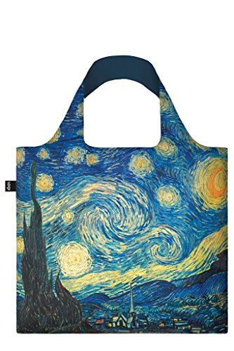 VINCENT VAN GOGH The Starry Night Bag: Gewicht 55 g, Größe 50...