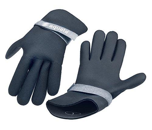 Fensterputz Handschuhe Neopren Kälteschutz bei Fensterreinigung