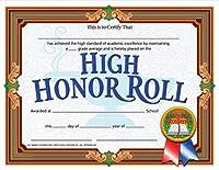 ヘイズスクール出版H-VA686ハイ優等生達成30パック証明書