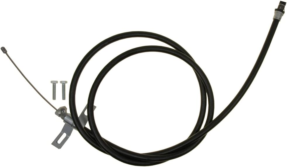 Raybestos BC96663 Limited time trial price Professional Grade Parking Brake Translated Cable