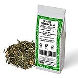 Té verde Citronela con sabor natural. El sabor clásico del té verde con una nota cítrica enérgica. También es perfecto como té helado. Diurético. 100g