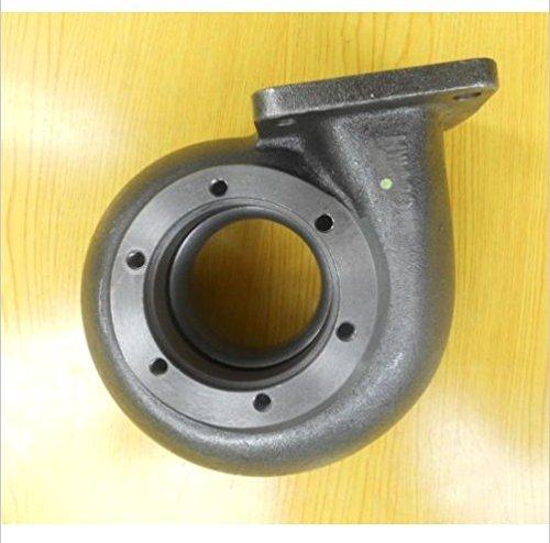 gowe turbocompressore per T4Twin Scroll Turbine Turbo TURBOLADER posteriori 1,00a/r gomma vestibilità 64,5–73,6mm