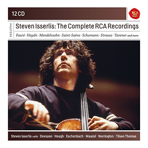 Steven Isserlis: The Complete RCA Recordings (Coffret 12 CD)