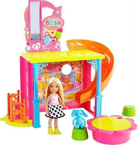 バービー人形Barbie Chelsea Fun House [並行輸入品]