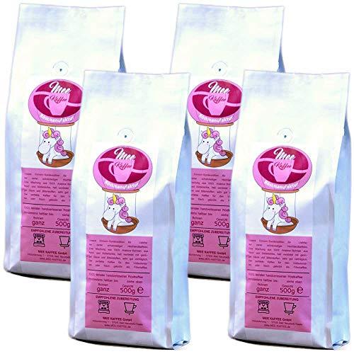 Mee Kaffee Einhornkaffee 4 x 1 kg