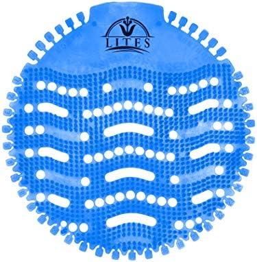 30 PACK Urinal Screens Deodorizer Urinal Cake Anti Splash Odor Freshener Scent Lasts for Up product image