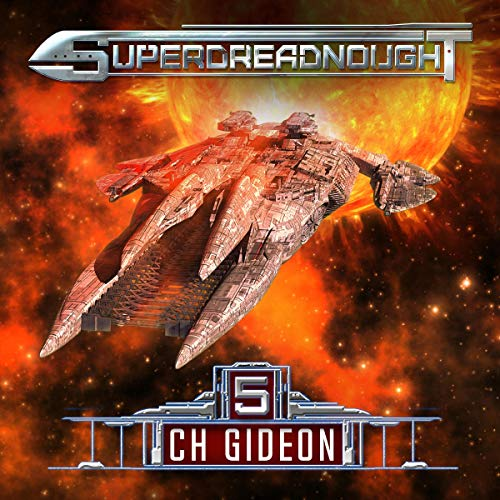 Superdreadnought 5 cover art