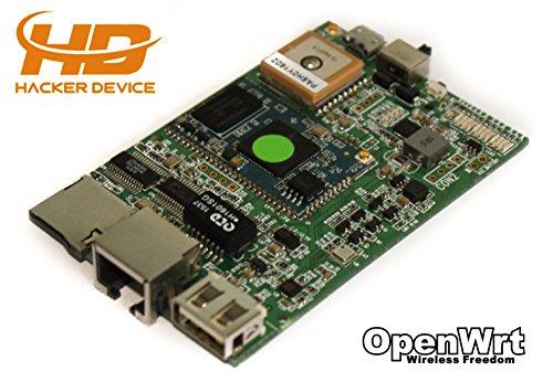 Hacker Device - Erweiterter OpenWrt/LEDE Router