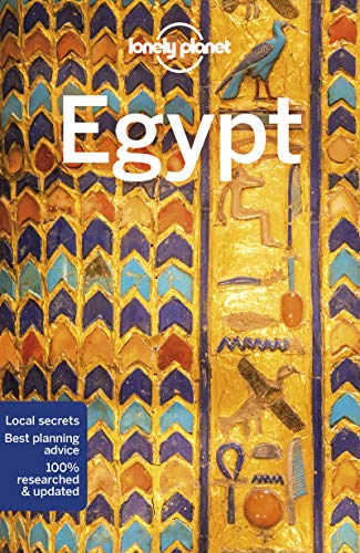 Egypt Country Guide (Lonely Planet Travel Guide)