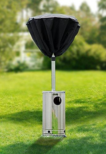 Wetterschutz Heizstrahler Schutzfolie Abdeckung UV-Schutz 102,5 x 62 x 102,5 cm