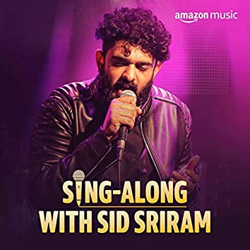 Sing-along with Sid Sriram