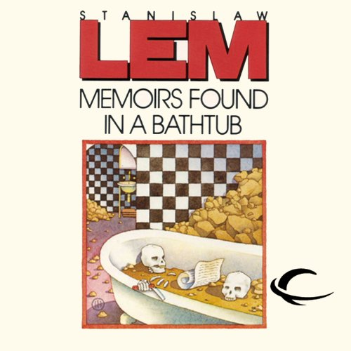 Memoirs Found in a Bathtub  audiobook cover art