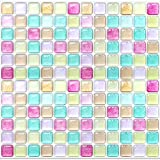 VANCORE 4 Sheets Peel and Stick Tile Backsplash for Kitchen Bathroom, Self Adhesive 3D Mosaic Wall Sticker Decorative Tiles (Candy)