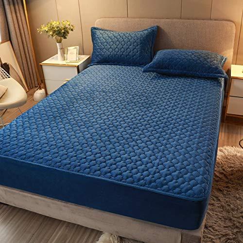 Xiaomizi Sábana o funda de almohada, lujosa, cálida, suave y cómoda cama grande 180X200