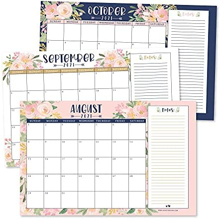 Top 10 Best magnet monthly planner for fridge Reviews