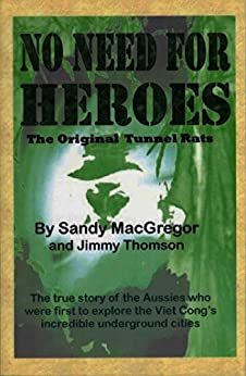 No Need for Heroes by [Sandy MacGregor, Jimmy Thomson]