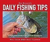 Ken Schultz s Daily Fishing Tips 2021 Box Calendar