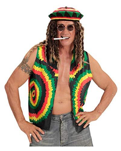 Rastafarian Dreadlock Pruik Unisex
