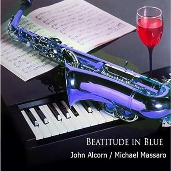 Beatitude in Blue
