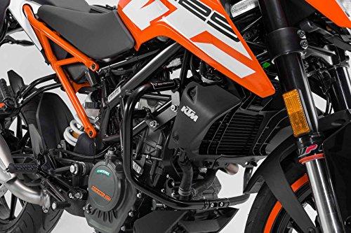 SW-MOTECH Arceau de Protection Noir pour KTM 125 (11-)/200 Duke (11-16)