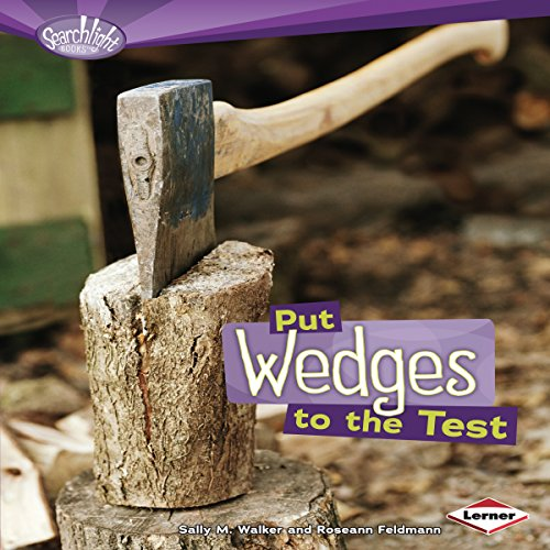 Put Wedges to the Test audiobook cover art