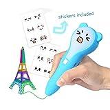Kugelschreiber Druckqualität 3D Niedriger Temperatur Magische Stereo Bürste Kit ungiftig mit Emoji selbstklebend Creative Toys für Erwachsene Kinder