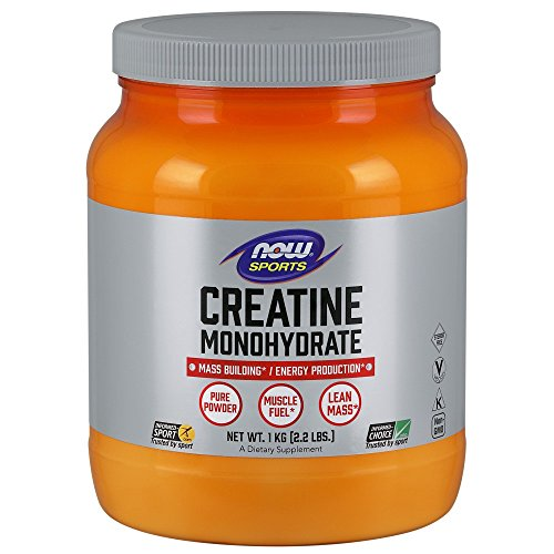 NOW Creatine Powder 2.2lb B0013OXD38 1枚目