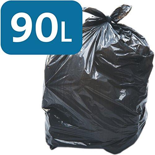 Alina - Bolsa basura plástico polietileno muy resistente