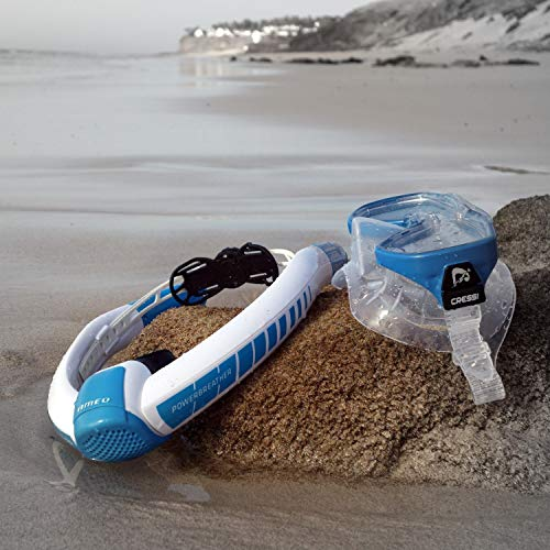 POWERBREATHER Beach Snorkel Set
