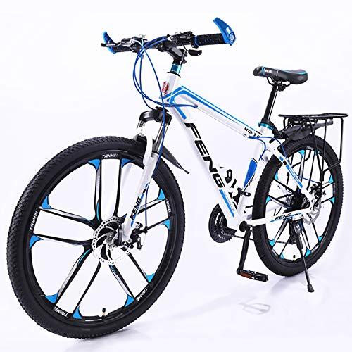 Bicicleta De Montaña De 26 Pulgadas MTB,Adecuado A Partir De 160 Cm,Shimano...