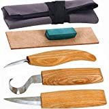 Best Woodcarving Sets - DUGATO Wood Carving Tools Set for Spoon Carving Review