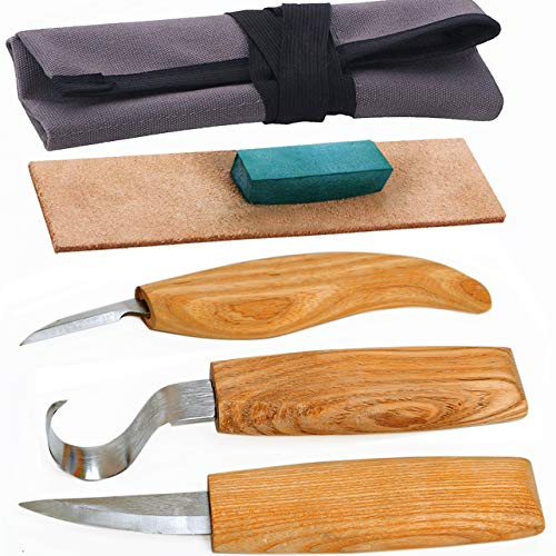 DUGATO Wood Carving Tools Set